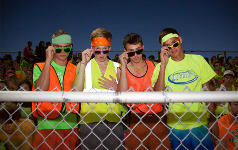 Maxxed Up: Superfans create game themes under supervision of athletic administration