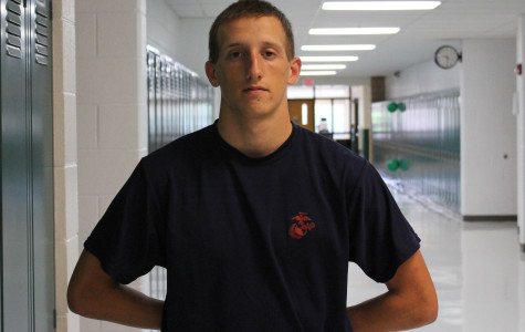 GCHS students look to join Marines