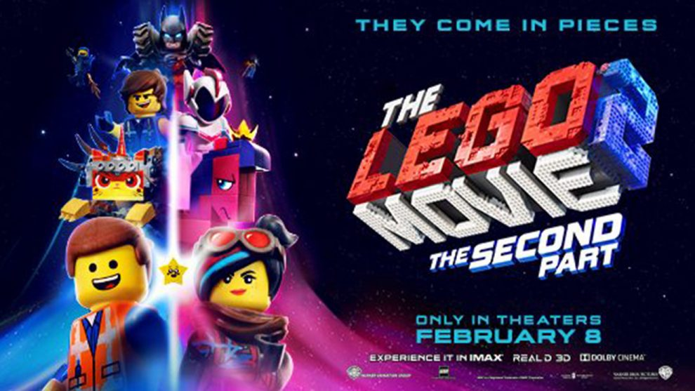 Warner Bros. The Lego Movie 2: The Second Part shows off of what the film has to offer. All material belongs to Warner Bros. Entertainment and is used for critisism purposes only.
