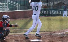Baseball swings for the fences