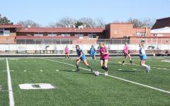 Girls soccer kicks off the season
