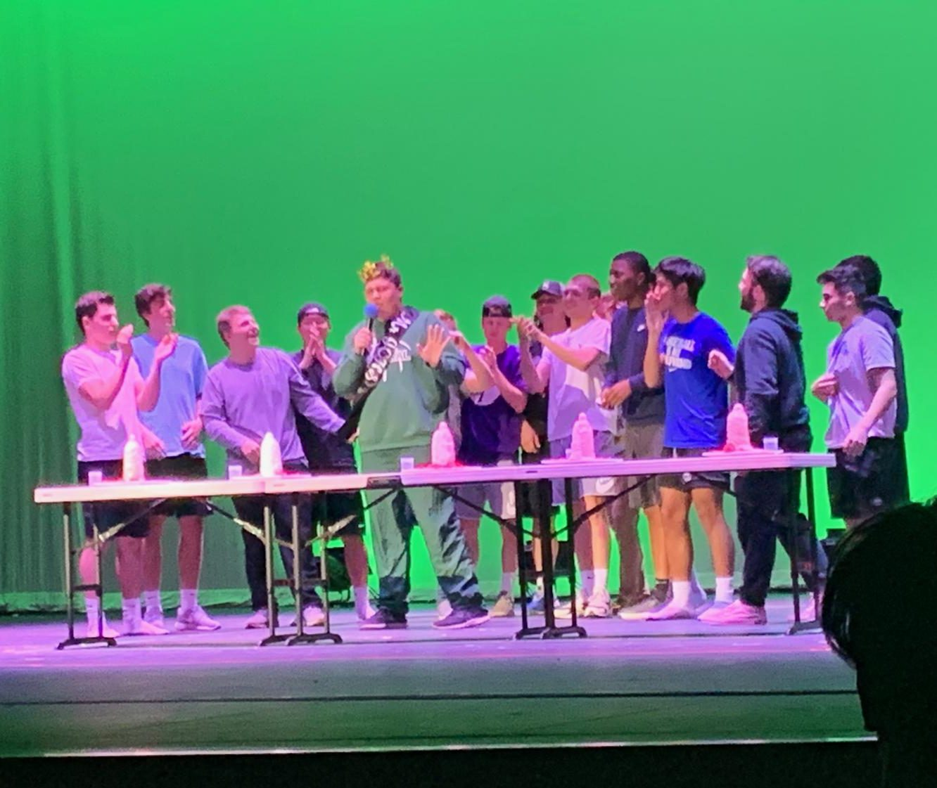 Students perform annual Mr. GCHS