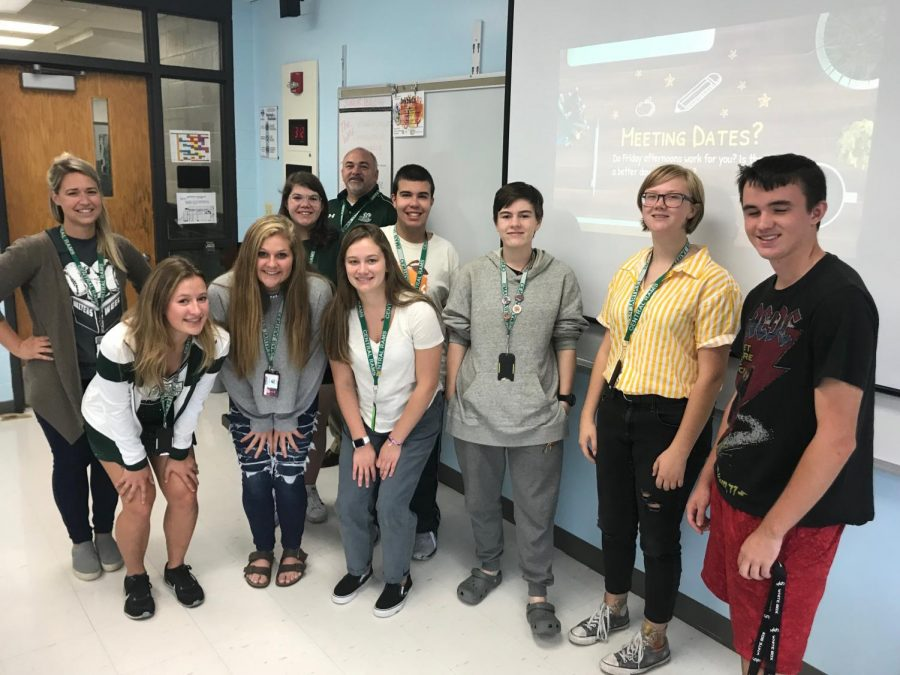 Future teachers club introduced