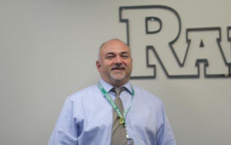 Principal Landry shares his story