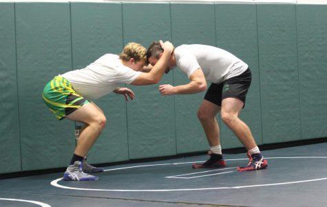 Wrestling pins new line up