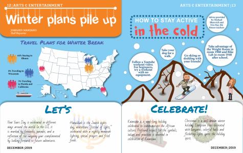 Winter plans pile up