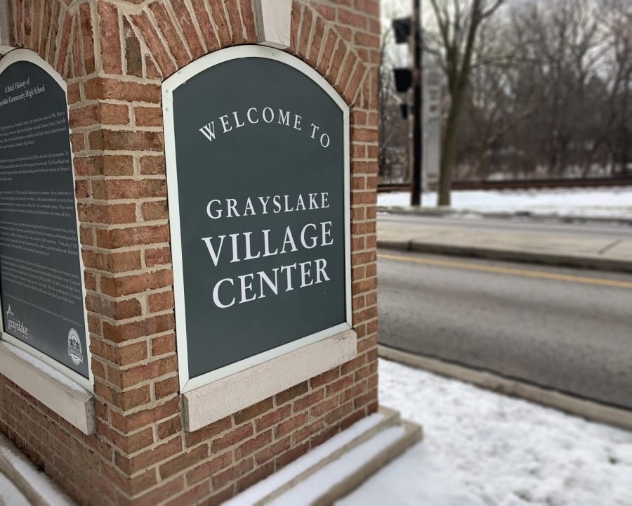 The Village of Grayslake is one of the towns to opt out of marijuana sales. Photo by Hayley Breines