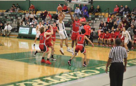 Basketball advances toward conference