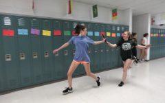 Girls track & field sprints into season