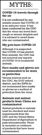 Coronavirus sparks fear
