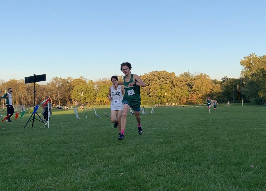 Cross Country dominates conference