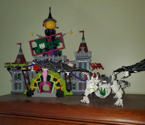 LEGOS from Batman and NINJAGO are great buys.