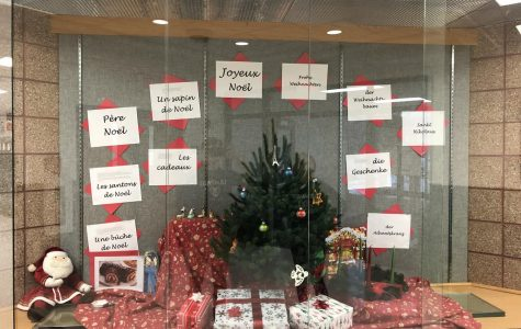 GCHS students jump into the holiday spirit