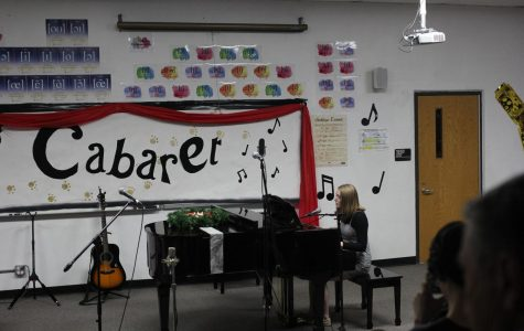 Cabaret Night hits the right note