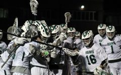 Lacrosse pushing through adversity