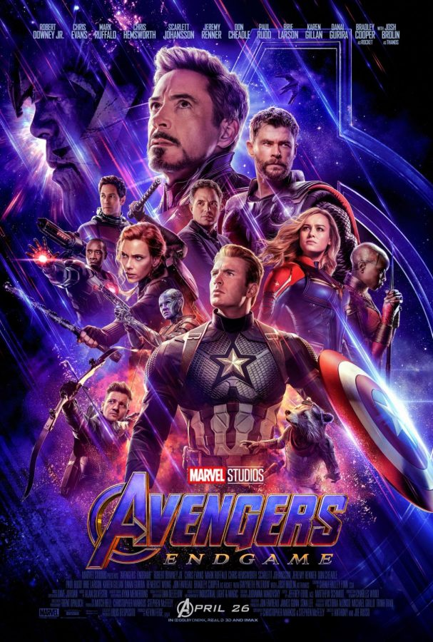 The poster is owned by Marvel and is used for criticism purposes only.