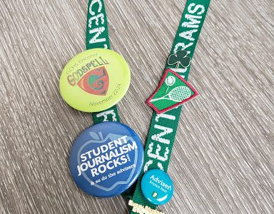 Lanyard decorating ideas
