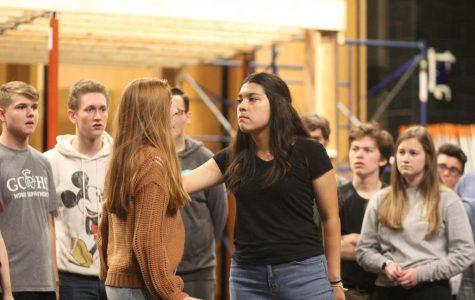 'Godspell' rehearses to amaze