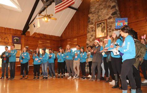 Teen leadership snowballs