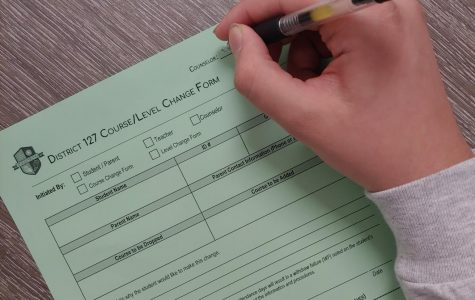 Schedule change adheres to criteria