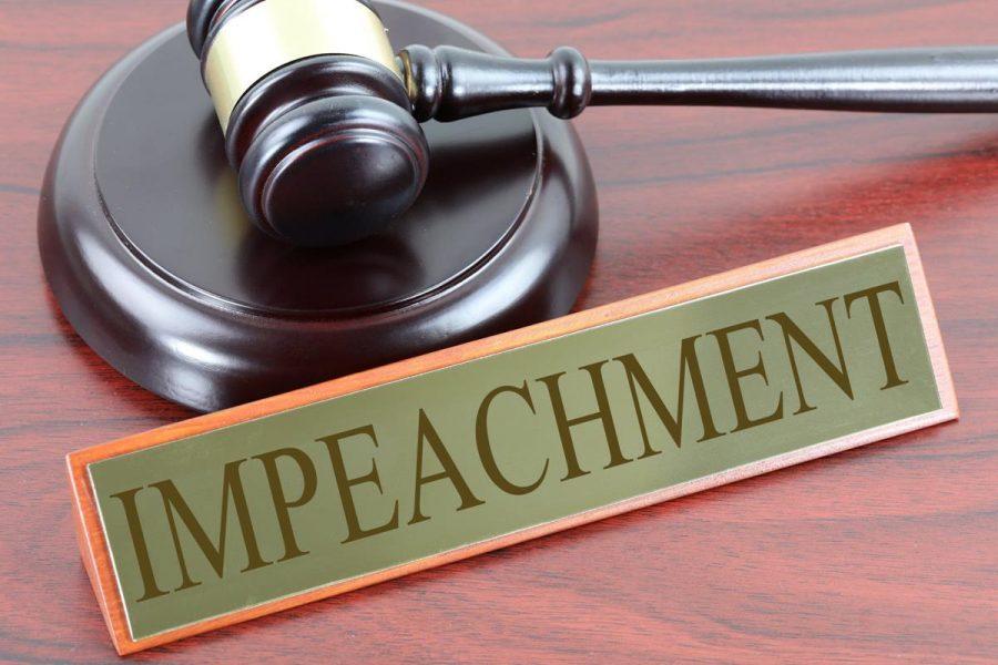 The Senators are jurors of the impeachment trial