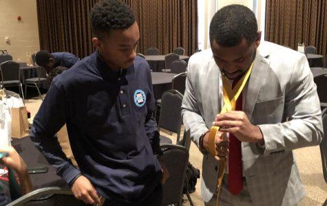 African American Male Leadership Summit teaches success