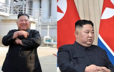 Kim Jong Un in the Korean State Media on May 2nd (left), versus Un in 2019 before meeting President Donald Trump (right). A clear difference is visible in the ears of the two men. Un's earlobes in 2019 were attached, and in 2020 they appear to have detached, a genetic impossibility.