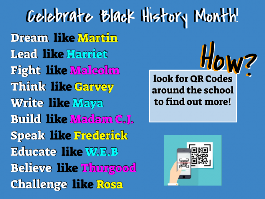 Self-education is necessary to recognize Black History Month