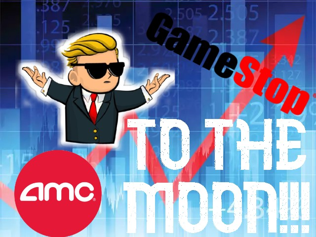 On+Jan.+28%2C+the+Gamestop+and+AMC+stock+market+boom+creates+new+investors+looking+to+get+rich.+The+recent+battle+between+individual+investors+and+hedge+funds+has+everyone+looking+for+the+next+Gamestop.